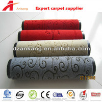 polypropylene material and Jacquard style woven wilton exhibition carpet