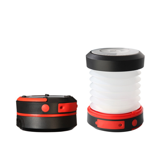 Trending Hot Products Solar USB Charging Inflatable LED Light Camping Lantern