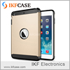 Smart Combo Case For iPad 5 Luxury Tough Dual Layer PC + TPU Super Slim Hard Hybrid Candy Back Armor Cover For iPad Air