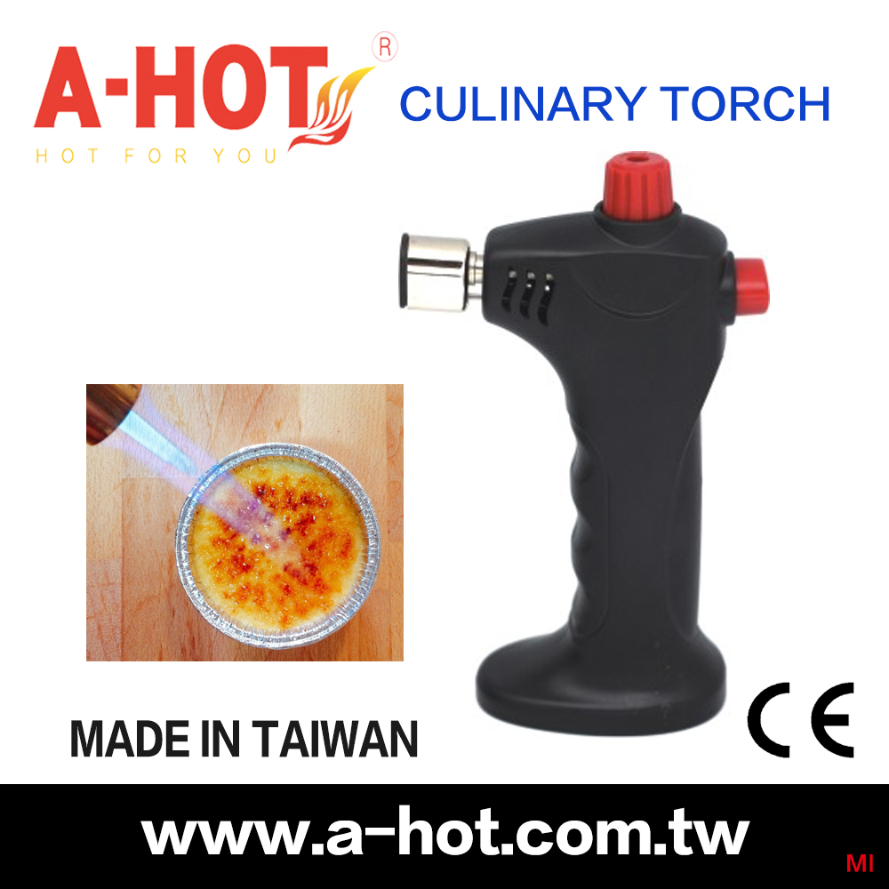 NEW STYLE MELTING CHEESE CULINARY BLOW TORCH