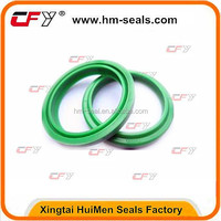 hydraulic pu piston and rod u cup seal with x ring