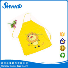 Kids apron waterproof apron
