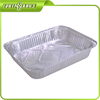 disposable aluminum foil container/tray/lunch box with lid