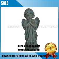 Resin Prayerangel figurines wholesale Home Decoration (16WL0188)