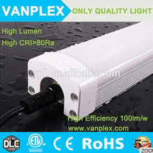 60W LED tube Tri-proof IP65, led tri-proof lighting ip65 waterproof led fixture