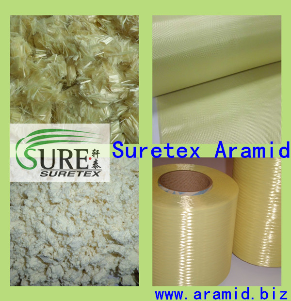 Dipped Aramid Short Cut Fibre