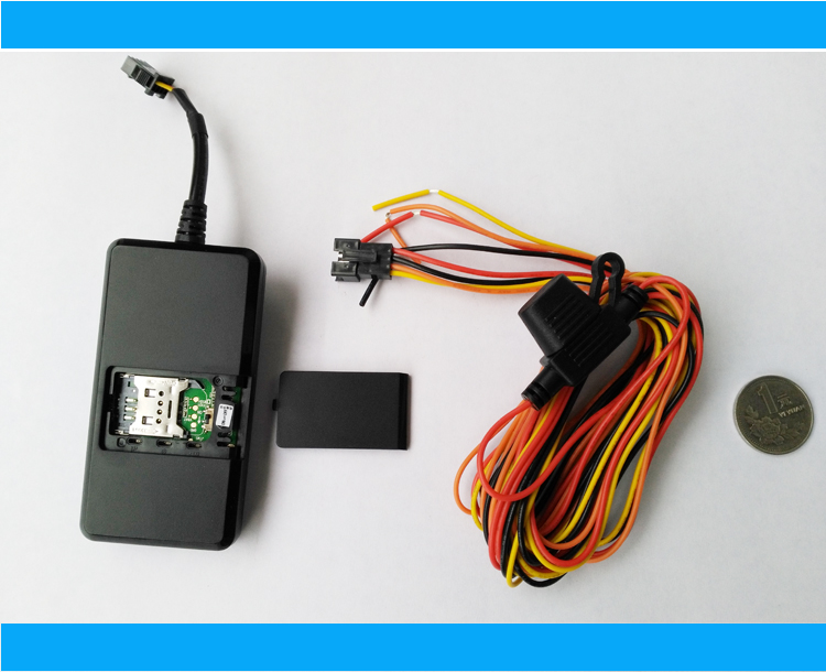 3G Mini GPS Tracker with car and motor bike Support China Beidou navigation