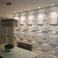 Eleanor Plant fiber 3D manufactured home wall panels