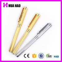 China supplier promotional metal roller pen/ 0.5 g pen