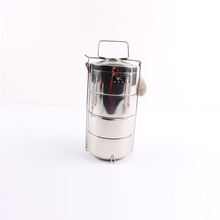 Take Away Stainless Steel Lunch Box 3 Layer Food Carrier Tiffin Box