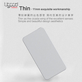 New design Ultra Thin Slim Power Bank 4000mah, Aluminum Alloy power bank 4000mah mobile Charger For Mobile