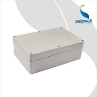 manufacture price new design cheap waterproof aluminium box for electronic