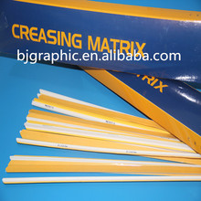 Hot Sale Plastic Creasing Matrix GRB0.5*1.1 with reasonable price