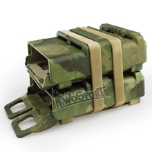 WoSporT 2018 Military Tactical Magazine Pouch Camo Fast mag Vest accessoires Box pouch for Army Shooitng Training Airsoft Rifle