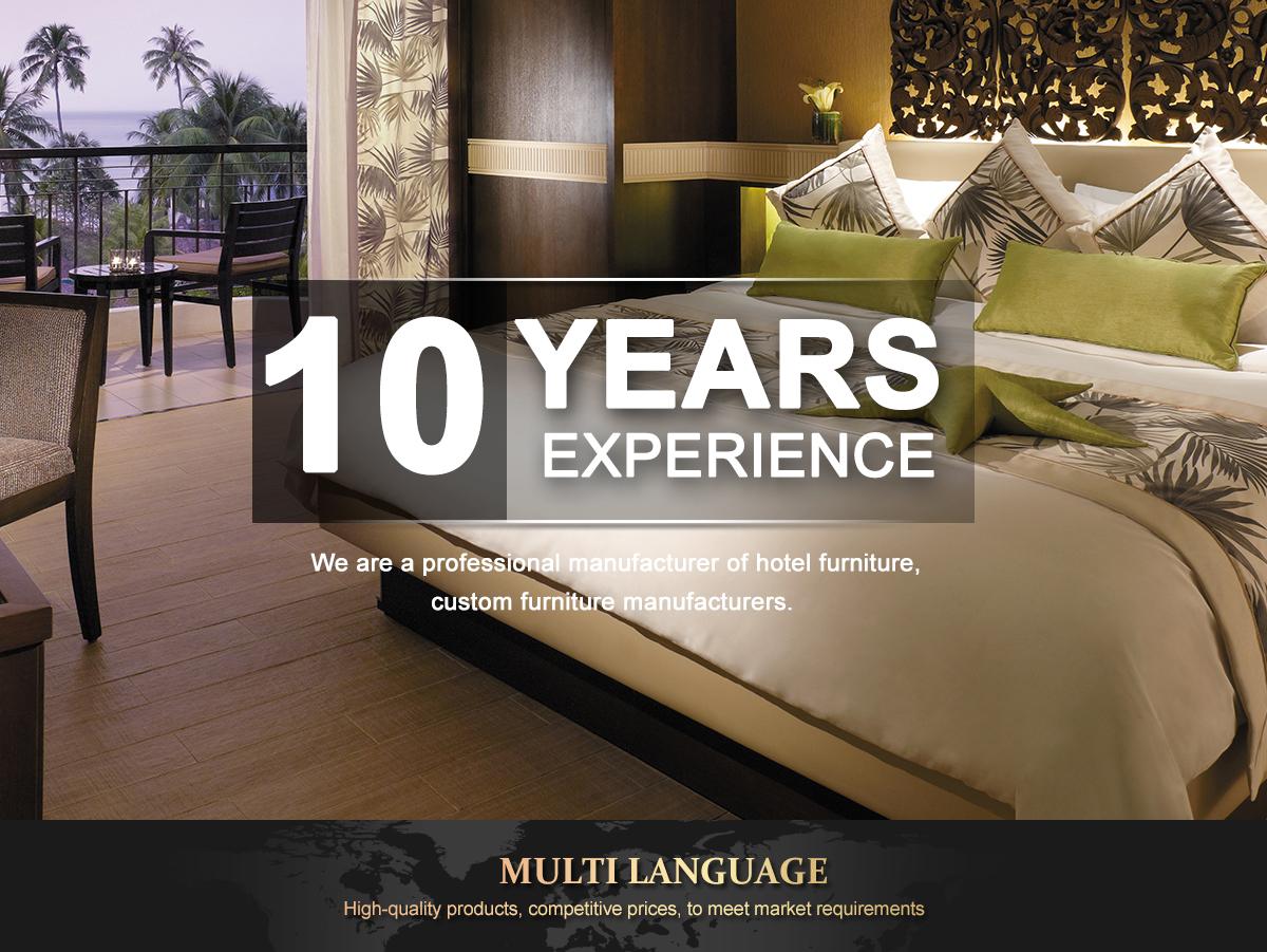 Foshan Shunde Manlinxuan Furniture Co., Ltd.   Hotel Bedroom Set, Hotel Sofa