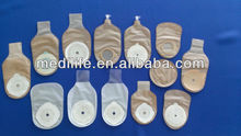 disposable ostomy bag one system closed colostomy bag material colostomy bag