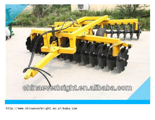 Agricultural tools and uses 1BZ-3.0 heavy duty disc harrow 1BZ series heavy duty disc harrows