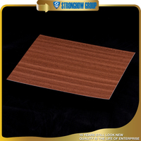 Eco friendly Reclaimed Walnut Wood Plastic Composite Exterior decorative Wall Panel