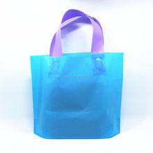 Printing Matte Clear Retail Plastic Merchandise Shopping Bags Carrier Bag