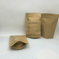 stand up kraft paper Cocoa Powder bag
