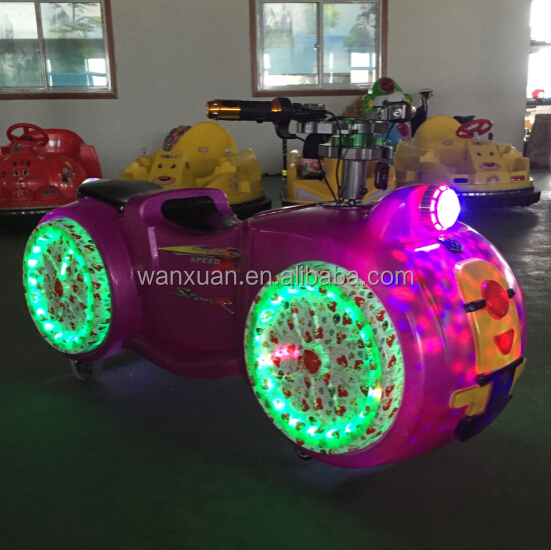 Excellent amusement ride on car, driving moto for rent