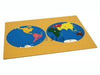 montessori toy-montessori world Puzzle Maps