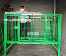 Big Modular Dog Show Cage With Plastic Floor And Wheels (2017 Best Selling)
