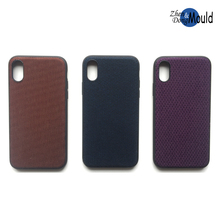 PU leather phone case for iphone X