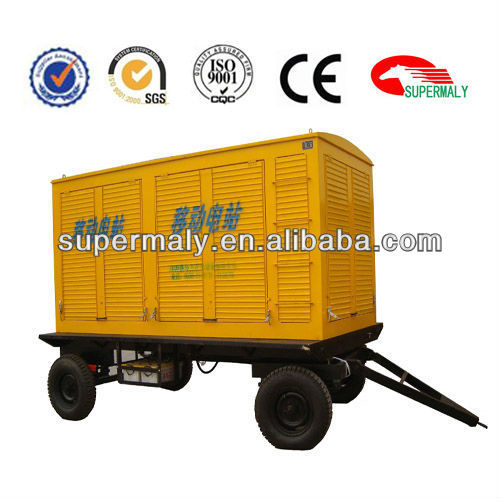 three phases brushless 18kw-1600kw portable generator