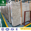 Oman white rose marble slab for interior wall and floor for Kitchen and living room