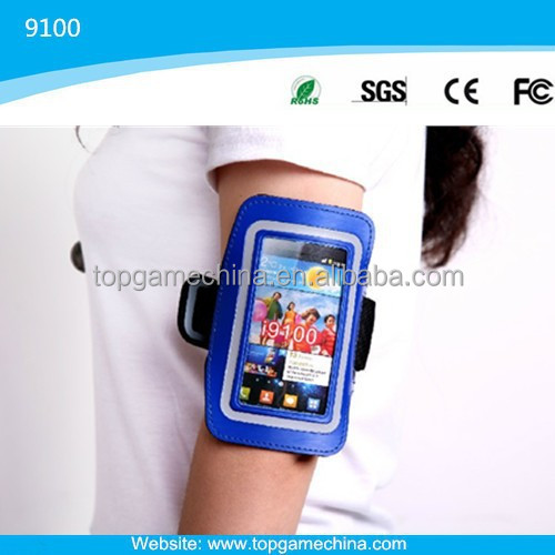 Waterproof arm bag for samsung galaxy s2 9100