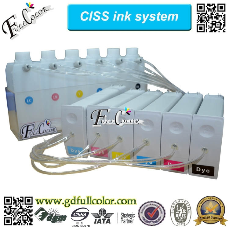 Bulk Buy from China CISS ink System for HP DesignJet 5000 5500 CISS with Chip Decoder