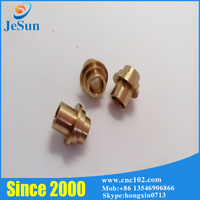 Manufacturing All Sizes Metal Sleeve Brass Bushing