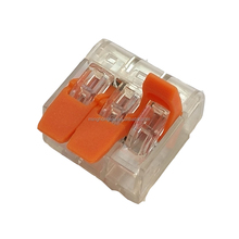 wago 221-413 push-in quick connect wire connector