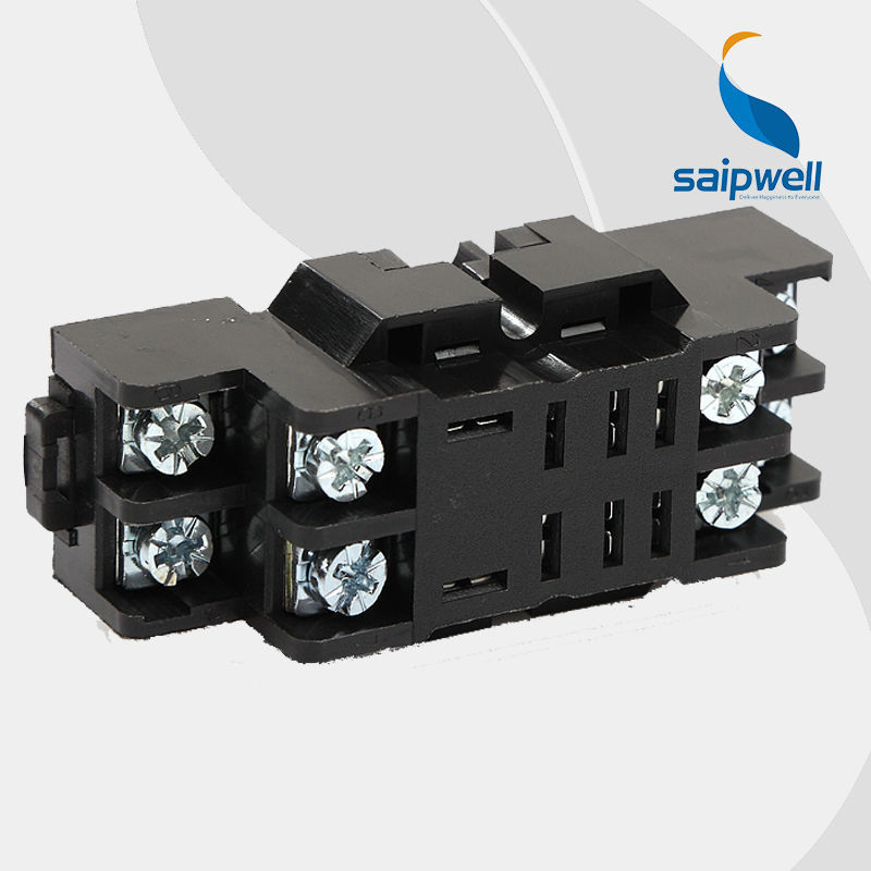 SAIP/SAIPWELL New Product 3 Phase Automatic Transfer Switch Electrical Microprocessor Based Relay