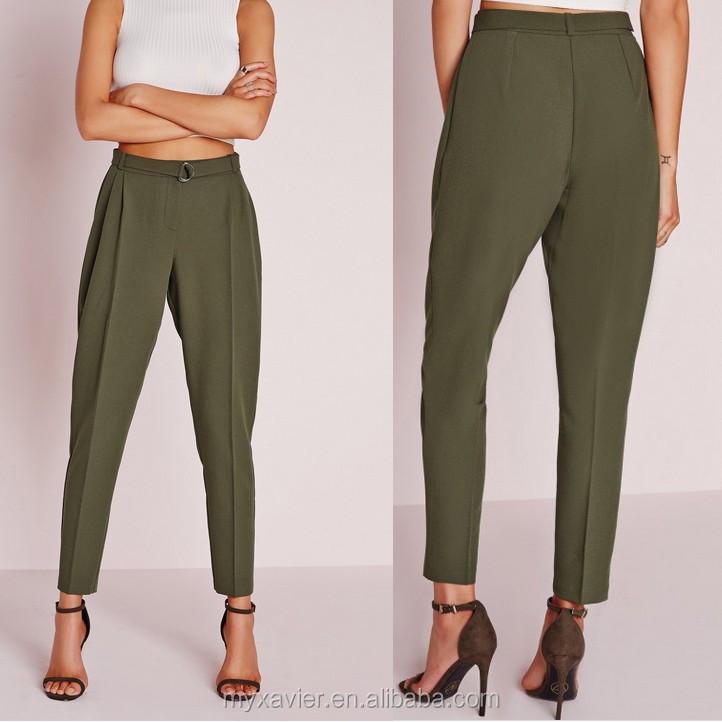 New Loose Khaki Pants For Women  Wwwimgarcadecom  Online Image Arcade
