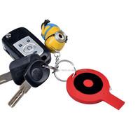 2015 newest anti-lost smart key finder 4GB memory, bluetooth wireless key finder Selfie-Timer,power bank electronic key finder