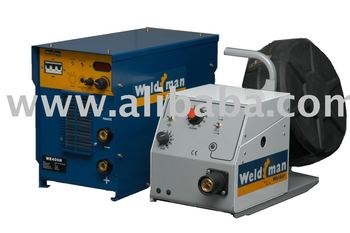 WELDMAN 400Amps GMAW WELDING INVERTER POWER SOURCE