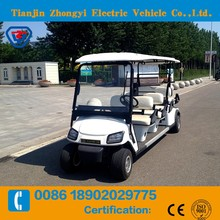 Brand new modern golf car with CE certificate