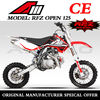 China Apollo ORION Mini Cross 125CC CE DIRT BIKE Pit Bike RFZ 125 OPEN 140CC 150CC
