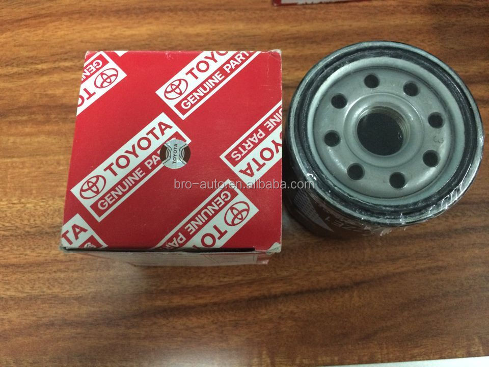 High quality original CE ISO certification OEM 90915YZZB2 Toyota Car Oil Filter Auto Oil Filter
