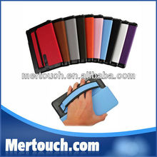 multi-function stand for leather ipad 2 3 4 smart cover case