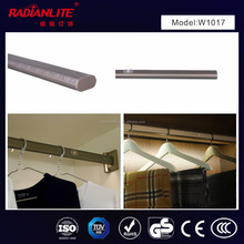 W1017 Side Emitting LED Sensor Wardrobe Rail Light
