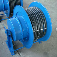 Small Retractable Spring Type Cable Reel
