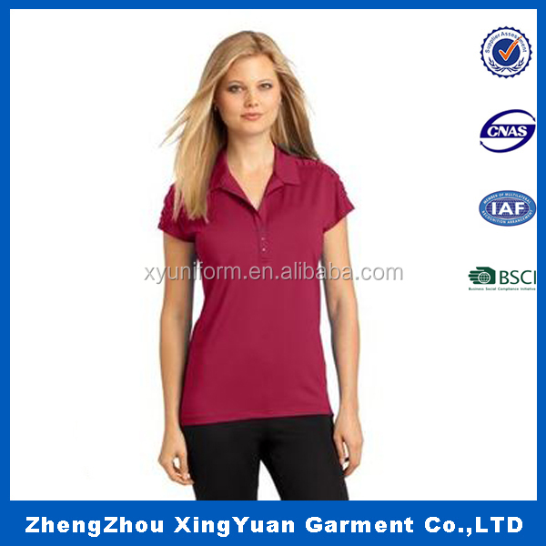 Top quality OEM fashion cheap pain t-shirt/wholesale custom polo tshirt/polo tshirt