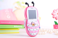1.44inch Disco Light cute bee style children mobile phone with dual sim cardCCT-K1