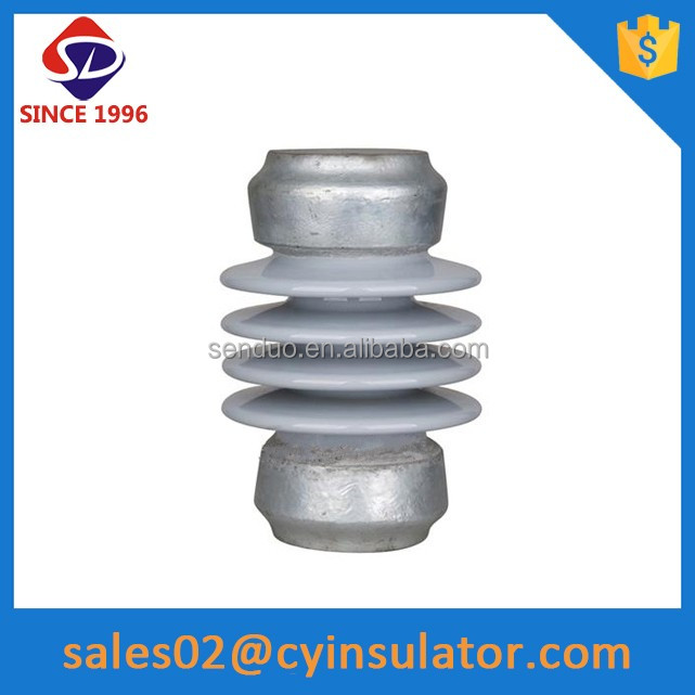 porcelain bushing insulator