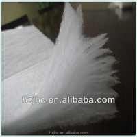 JHC Nonwoven thermal bonded polyester padding quilted filling material