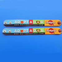 cheap cool alibaba com adopt a dog wristband for activity