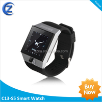 2013 latest Android OS 2.2 smart watch mobile with G sensor, 3G